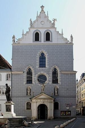 Franciscan Church, Vienna - Franciscan Church in Vienna