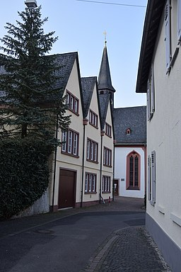 Georgstraße in Wiesbaden