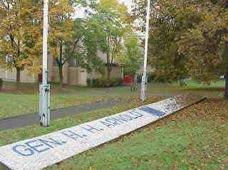Wiesbaden High School - Image: Wiesbadenhighschool