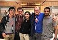 Wikimania 2017 day 2 - Mister Steer dinner 02.jpg