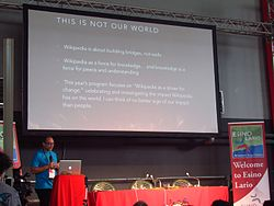 Wikimania by Rehman - Conference Day 1 (4).jpg