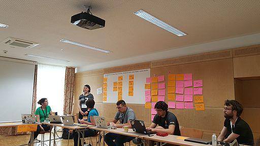 Wikimedia Hackathon 2017 (33983793554)