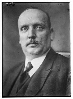Wilhelm Miklas Austrian politician