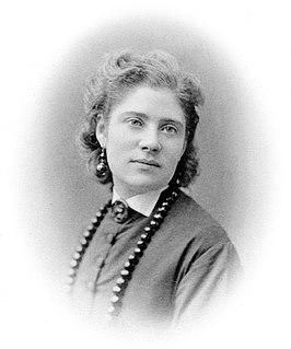 Wilhelmina Strandberg Swedish operatic mezzosoprano