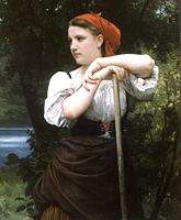 William-Adolphe Bouguereau (1825-1905) - The Haymaker (1869).jpg