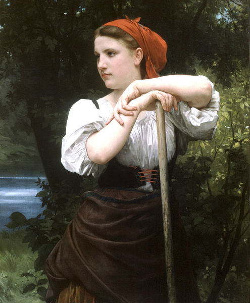 Fail:William-Adolphe Bouguereau (1825-1905) - The Haymaker (1869).jpg