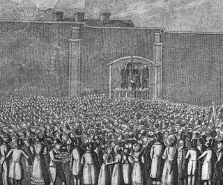 John Foxton British executioner