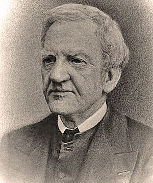 William Henry Campbell (college president) - Image: William Henry Campbell Rutgers Portrait