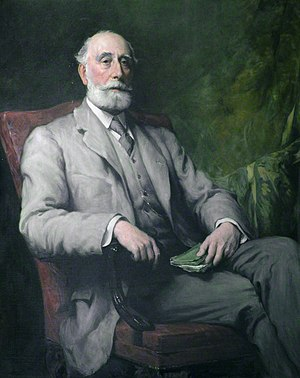 William Dalgleish - Walter William Ouless, William Ogilvy Dalgleish, 1911.