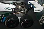 Williams FW08B rear 2017 Williams Conference Centre.jpg