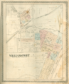 Williamsport, Indiana map from 1877 atlas.png