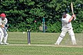 Willingale CC v. Willow Herbs Blackmore CC at Willingale, Essex 004.jpg