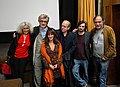 Wim Wenders with the producer and actors of Lisbon Story.jpg