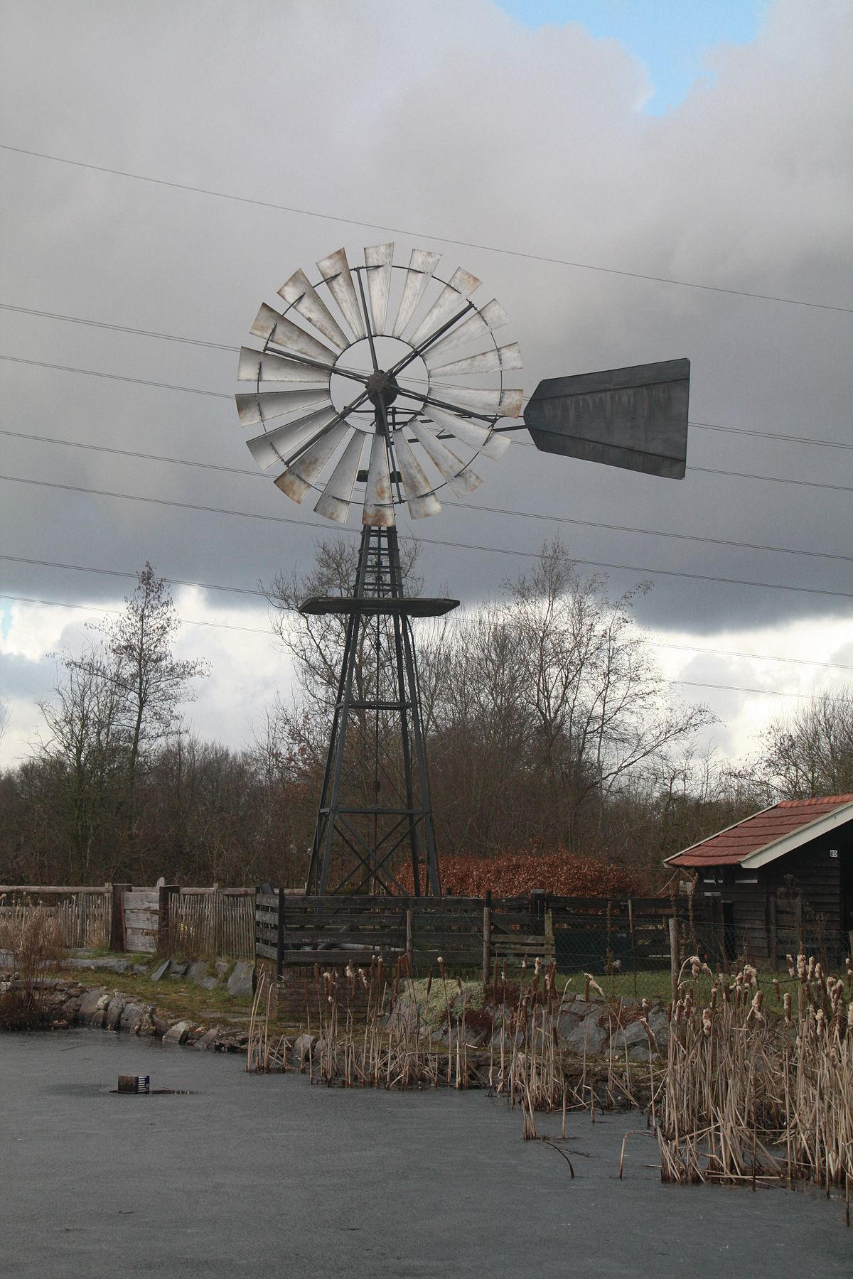 Windmotor Fort Wikipedia