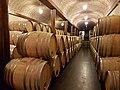 Wine barrels Bodegas Casajus Ribera del Duero.jpg