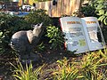 Winnie the Pooh sculpture at London Zoo.jpg