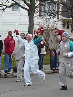 2010 Winter Olympics torch relay