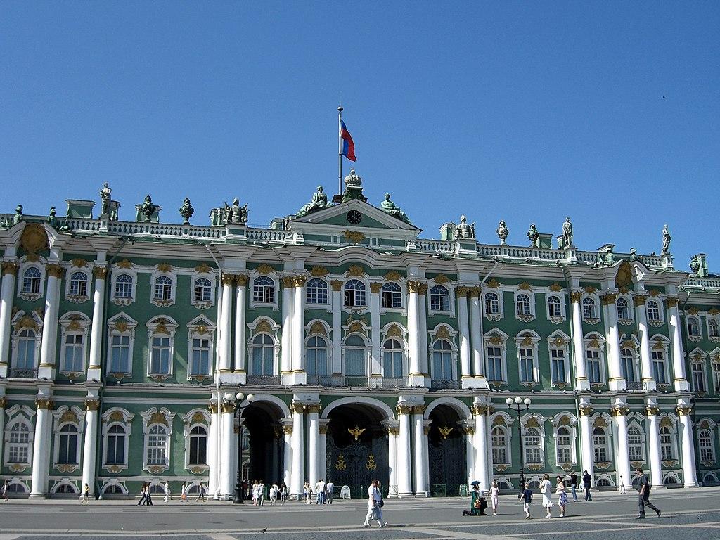Winter Palace, Hermitage Museum