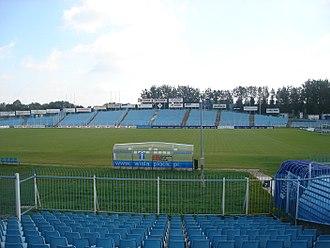 Wisła Płock - Kazimierz Górski Stadium