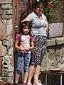 Woman and Child - Veliko Tarnovo - Bulgaria (42295523755).jpg