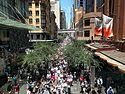 Women's March on Sydney passing through Pitt Street Mall.jpg