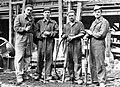 Worker, tableau, men, manual labor Fortepan 26568.jpg