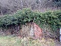 World War II field artillery emplacement, Moor Park Farm, Farnham 02.jpg