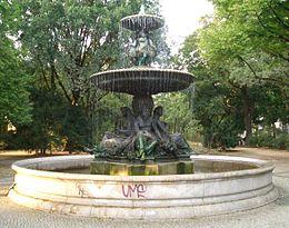 Liste der Brunnenanlagen im Berliner Bezirk Friedrichshain