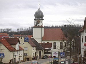 Wüstenrot - Protestant Church
