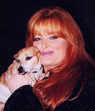 Wynonna Judd - Judd in 1998