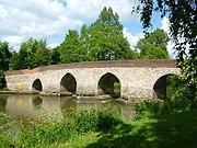 The Twyford Bridge.