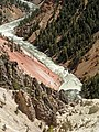 Yellowstone River (Grand Canyon of the Yellowstone, Wyoming, USA) 47 (46773546675).jpg