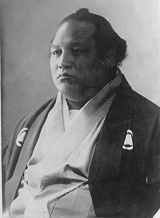 Hitachiyama Taniemon - Image: Young Hitachiyama