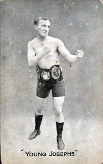 Young Joseph English boxer