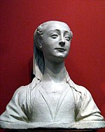 Young woman by Mino da Fiesole (casting in Pushkin museum) 01 by shakko.jpg