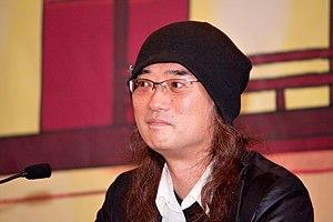 Yutaka Izubuchi - Yutaka Izubuchi at Japan Expo 2008