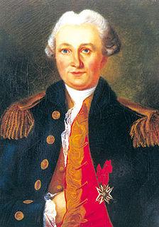 Yves-Joseph de Kerguelen-Trémarec French explorer and naval officer