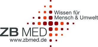 German National Library of Medicine - Image: ZBMED Log www Deut CMYK PRINT