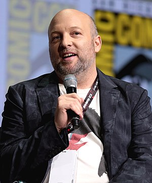 Zak Penn - Penn at the 2017 San Diego Comic-Con
