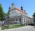 Zamość, Katedra Zmartwychwstania Pańskiego i św. Tomasza Apostoła - fotopolska.eu (312713).jpg