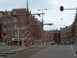 Schinkelbuurt - Image: Zeilstraat, Amsterdam