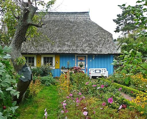 Zingst - Blaues Haus (02-2)