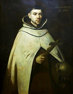 St. John of the Cross, 1656, Francisco de Zurbarán