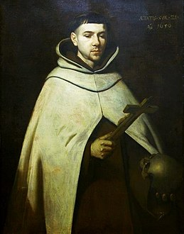 Zurbarán (atribuido)-John of the Cross-1656.jpg