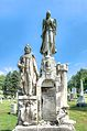"""Prisoner's Friend"", William James Mullen monument, Laurel Hill Cemetery.jpg"