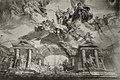 """""""Triunfo de las Artes y las Ciencias"""" (vista parcial del fresco destruido) - Palacio Archinto (Milán) - Giovanni Battista Tiepolo.jpg"""