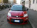 """"""" 12 - ITALY - Fiat Panda 2012 Rossa Camera ZOOM FX 03.jpg"""