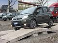 """"""" 12 - ITALY - Fiat Panda 4x4 Off-road drive - Motorshow di Bologna 013.JPG"""