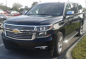 Image illustrative de l'article Chevrolet Suburban