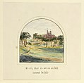 'A city that is set on an hill cannot be hid.' View of the Royal Observatory, Greenwich, 1865 RMG L8633.jpg